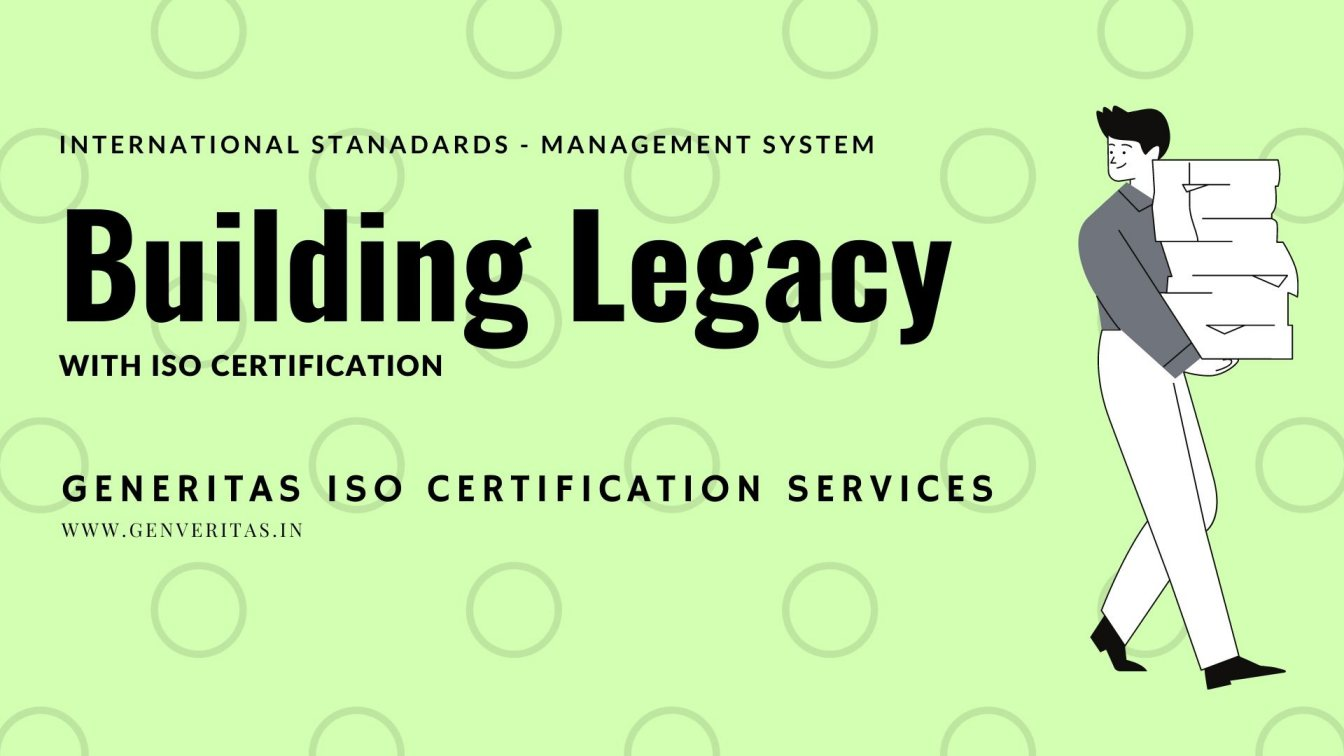 ISO Certification Legacy