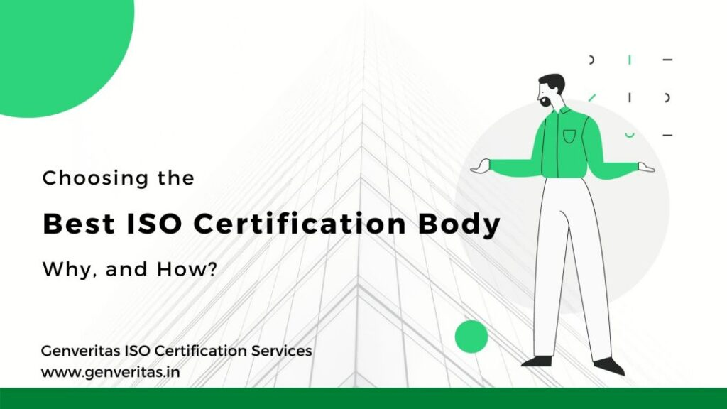 ISO Certification Body