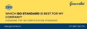 Best ISO Standard