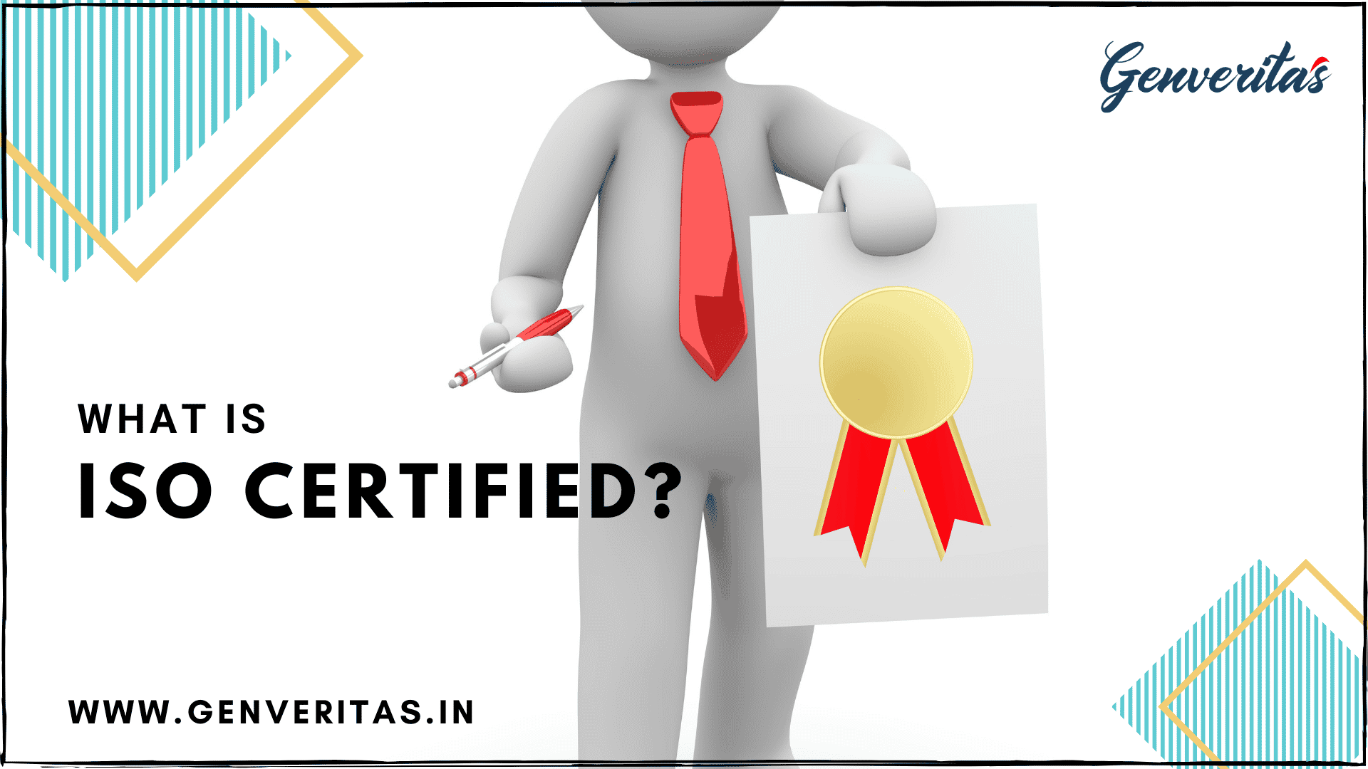 What is ISO Certified?