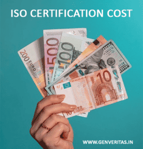 ISO Certification Cost in Bangalore